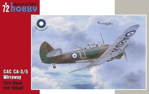 CAC CA-3/5 Wirraway - First Blood over Rabaul