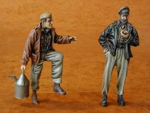 Railwaymen WWII, part I. (2 fig.)