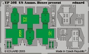 US Ammo. Boxes present