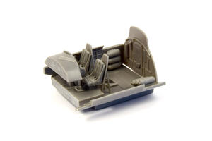 Boeing B-17G – Cockpit Set for 1/72 Airfix kit  - 2
