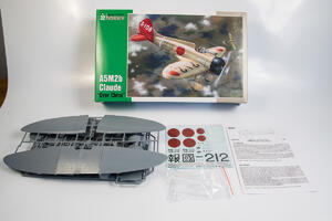 "A5M2b Claude ""Over China"" 1/32  - 2"