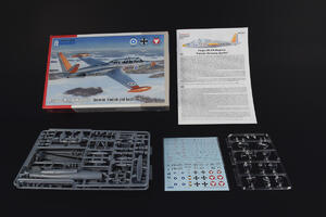 Fouga CM.170 Magister German, Finnish and Austrian 1/72  - 2