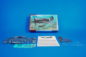 "Buffalo model 339-23 "" In RAAF and USAAF colors"" 1/72  - 2"