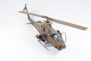 "AH-1S Cobra ""IDF against Terrorists""  - 3"