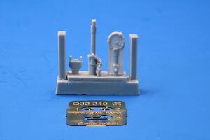 Tempest Mk.II/V/VI - Control column for Special Hobby/Pacific Coast kits  - 3