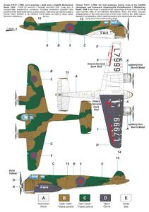 Gloster F.9/37 British Heavy Fighter Prototyp  - 3