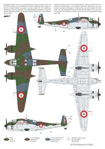 Breguet Br.693AB.2  'French Attack-Bomber' 1/72  - 3