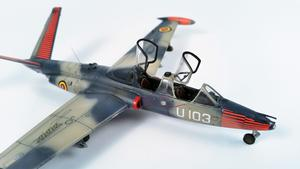 """Fouga CM.170 Magister """"Exotic Air Forces""""  - 4"""
