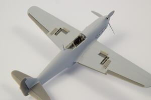 1/72 Ki-61-I Tei Hien Armament Set, for Hasegawa kit  - 4