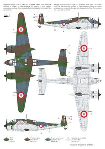 Breguet Br.693AB.2  'French Attack-Bomber' 1/72  - 4