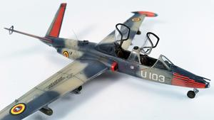 """Fouga CM.170 Magister """"Exotic Air Forces""""  - 5"""