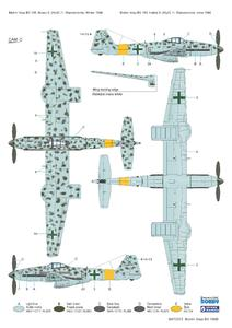 Blohm Voss BV 155B-1 'Luftwaffe 46 High Altitude Fighter'  - 5