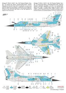 Mirage F.1 EQ/ED 1/72  - 5