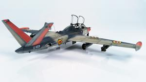 """Fouga CM.170 Magister """"Exotic Air Forces""""  - 6"""
