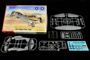 Delta 1D/E US Transport plane 1/72  - 6