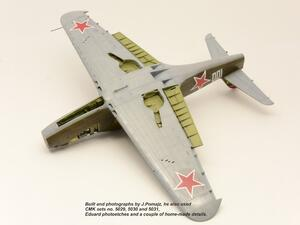 P-39 Airacobra undercarriage set for Sp.Hobby  - 6