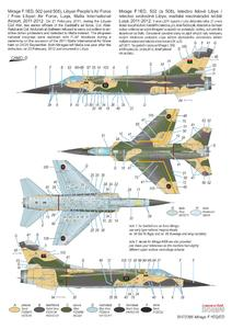 Mirage F.1 EQ/ED 1/72  - 6