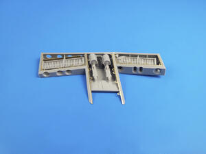 Tempest - Armament set for starboard side wing for special Hobby kit  - 7