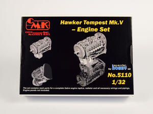 1/32 Tempest – Engine Set for Special Hobby kit  - 7