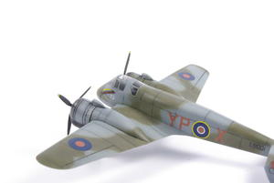 Gloster F.9/37 British Heavy Fighter Prototyp  - 7