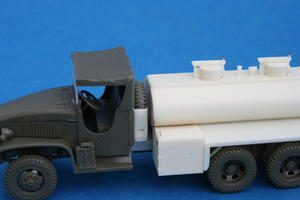 GMC 353 Water tank conv.set for TAM  - 7