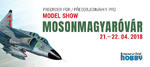 Preorders Mosonmagyóvár 22th International Model Show