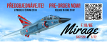 Pre-order of  Mirage F.1B/BE just started!